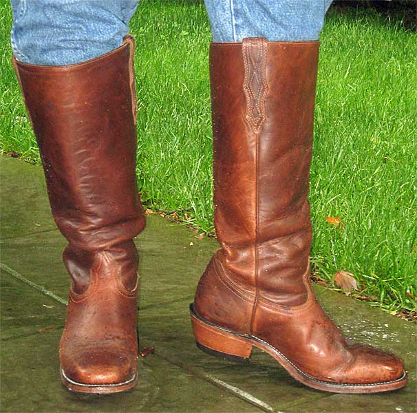 Boulet Shooter Boots