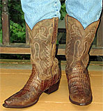 Dan Post Caiman Tail Boots