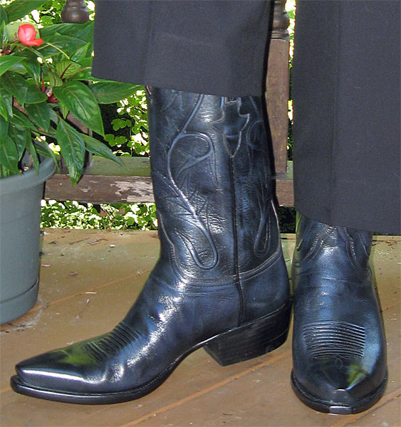 Classic Cowboy Boots - Cr Boot