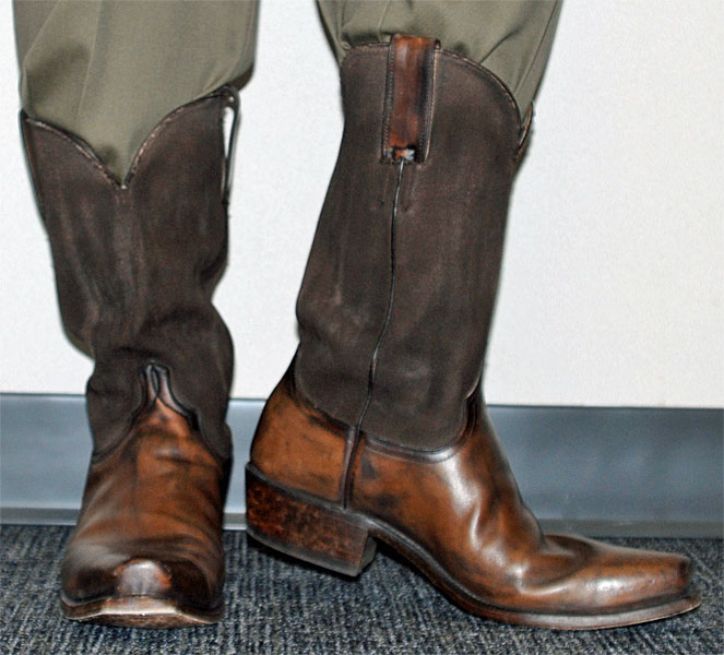 Lucchese 1883 Colby Cowboy Boots