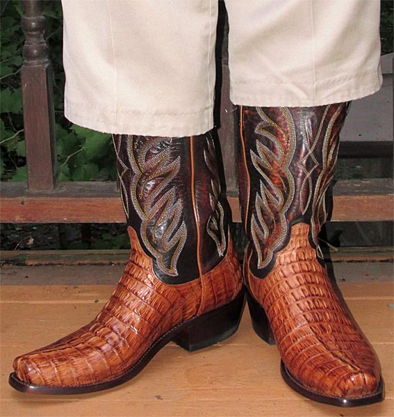 Lucchese Landon Cowboy Boots