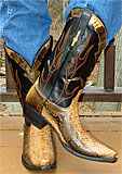 Lucchese Python Boots