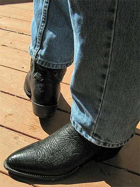 Nocona Bullhide Cowboy Boots
