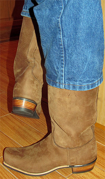 Tidewater Cowboy Boots