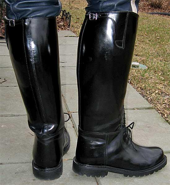 All American Patrol Boots