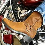 Boulet Motorcycle Cowboy Boots