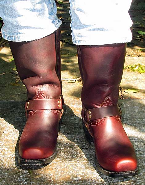 Boulet 6006 Harness Boots