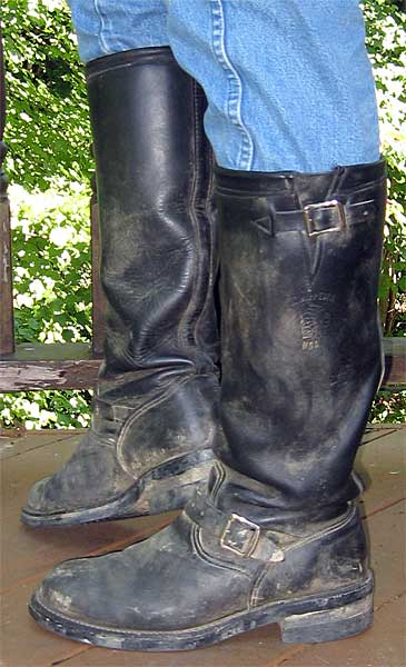 Chippewa Non Steel Toe Engineer Boots
