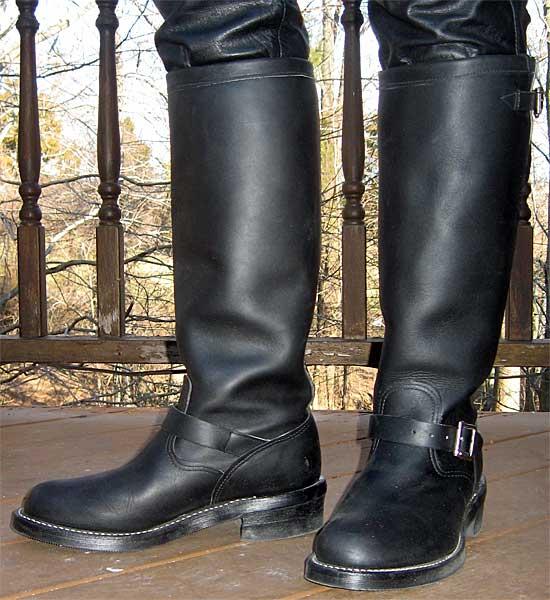 Chippewa Non Steel Toe Engineer Boots 2