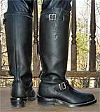 Chippewa Engineer Boots