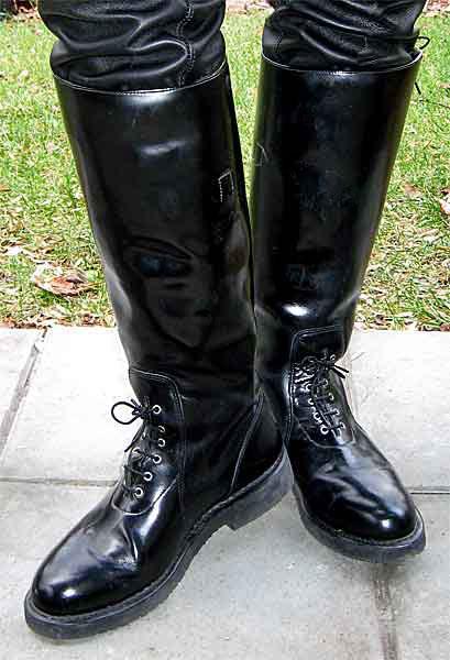 Harley Davidson Police Enforcer Boots 2