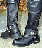 Milwaukee Motor Clothing Harness boots