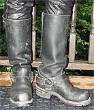 Wesco Harness Boots