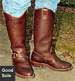 Wesco Brown Morrison Boots
