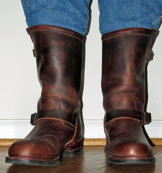 7f79b974ccc Wolverine 1000 Mile Engineer Boots