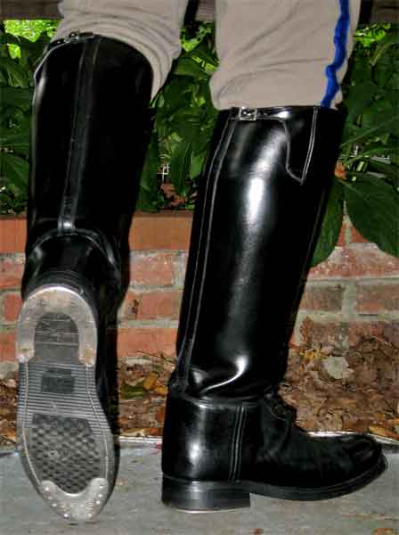 Tapped Dehner Boots