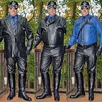 Dehner Boots and formal BLUF gear