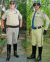 CHP Uniform