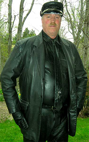 Full Leather Suit