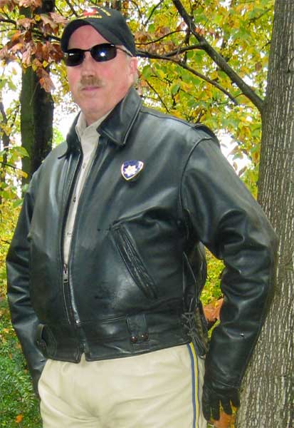 Taylors Leatherwear Jacket
