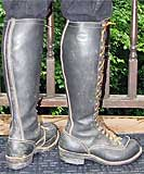 Wesco Highliner Boots
