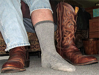 Cowboy Boot How-To