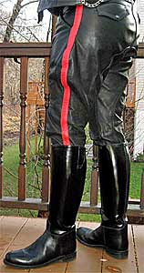 84b8ca6a260 Some leather pants are called