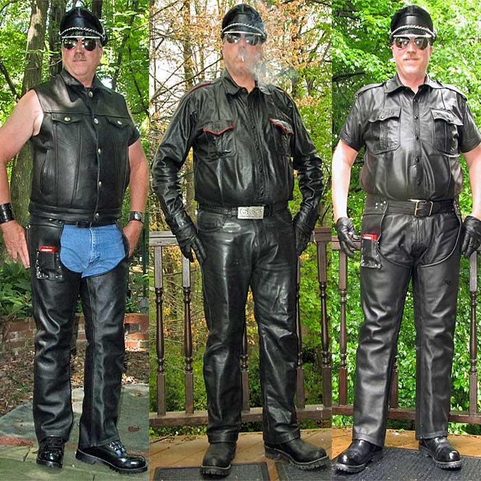 recon gay fetish profiles men leather and more