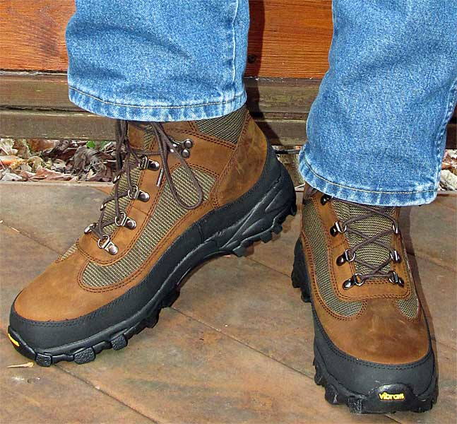 Chippewa Hiking Boots