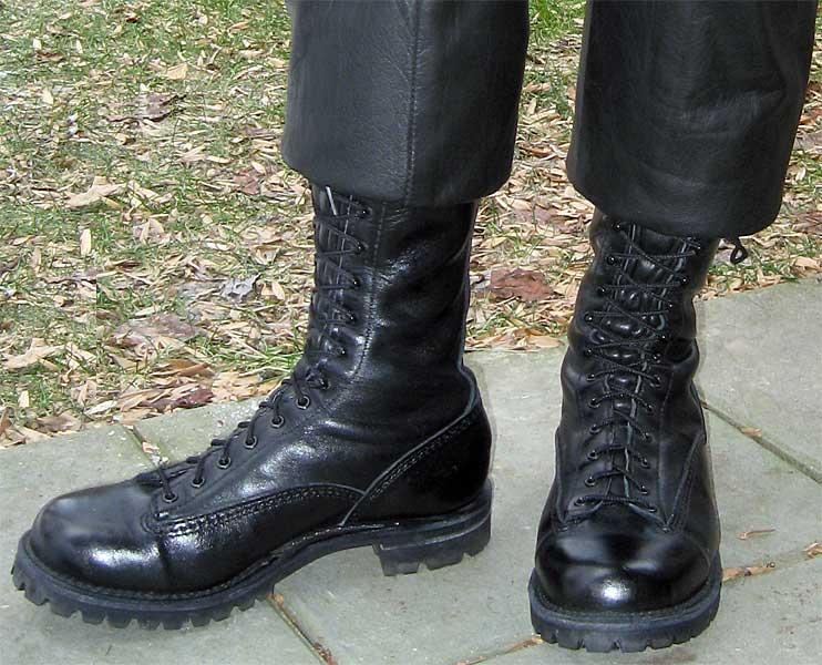 Wesco Combat Boots